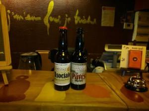 Les bières de l'agrivoise