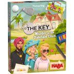 The key: Meurtres au golf d'Oakdale